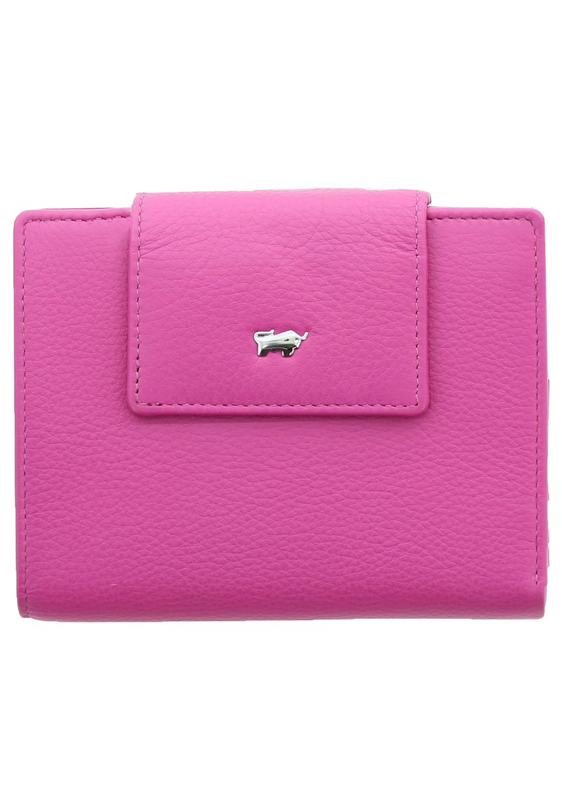 Braun Büffel - MIAMI  - Wallet - pink