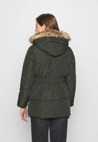 Vero Moda - VMFINLEY JACKET - Zimní kabát - peat - 2