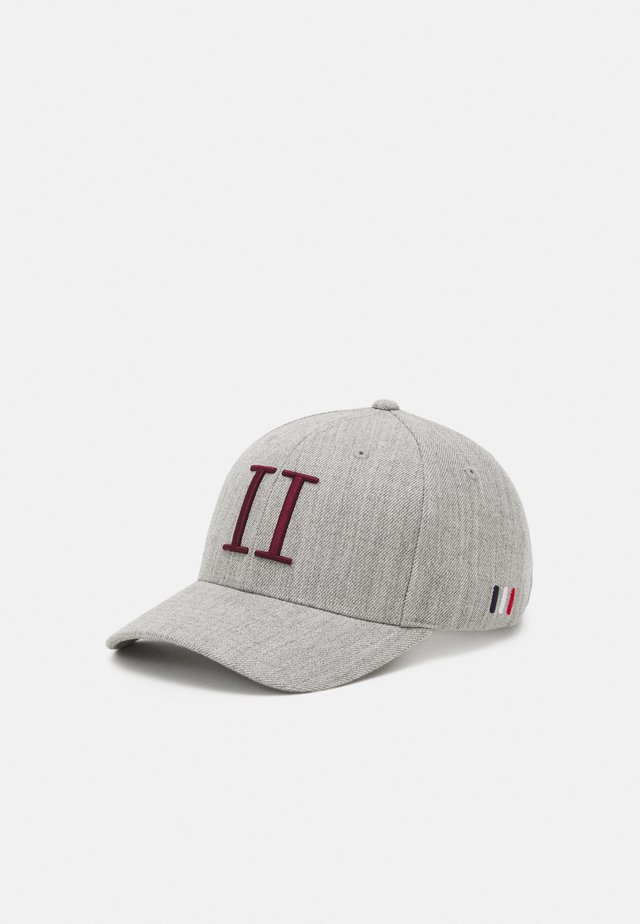 ENCORE BASEBALL - Pet - light grey melange/burgundy