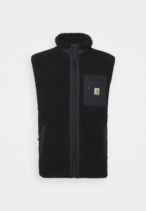 PRENTIS VEST LINER - Waistcoat - black