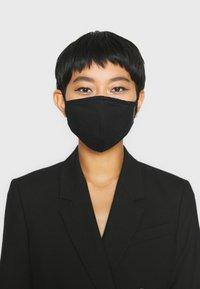 DRYKORN - FACE - Community mask - black - 0