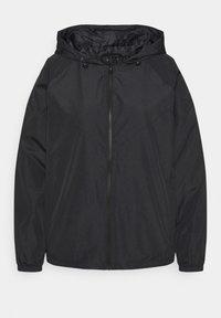 Zizzi - MTWENTY JACKET - Summer jacket - black - 3