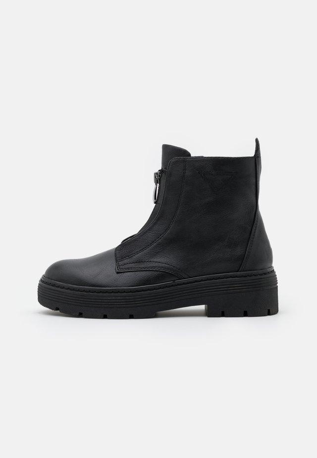 BOOTS  - Stivaletti texani / biker - black