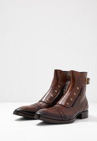 Jo Ghost - Kotníkové boty - brown - 2