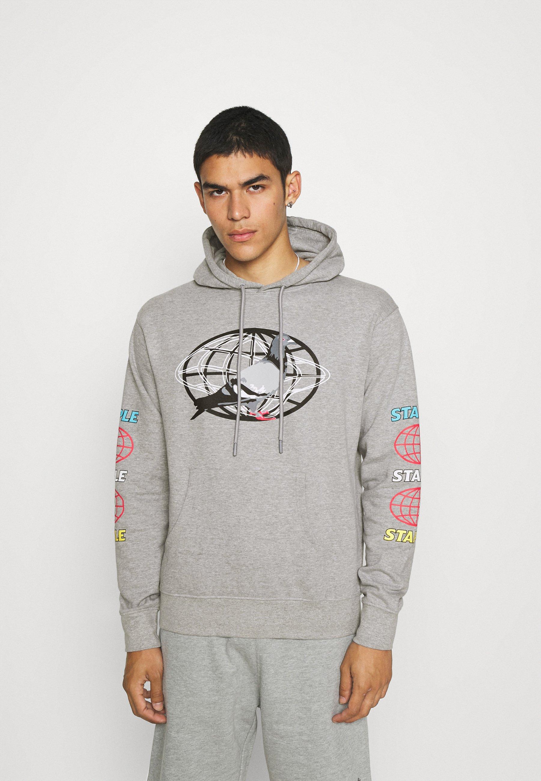 Men GLOBAL HOODIE - Sweatshirt