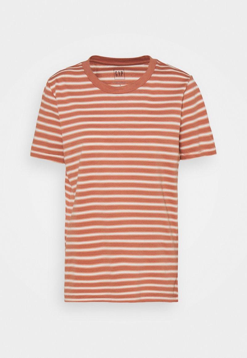 GAP - Print T-shirt - brown
