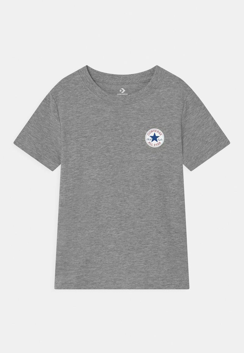 Converse - UNISEX - T-shirts - grey heather