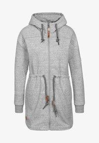 Ragwear - PUMBA - Zip-up hoodie - grey - 0
