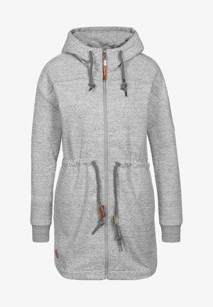 PUMBA - Zip-up hoodie - grey