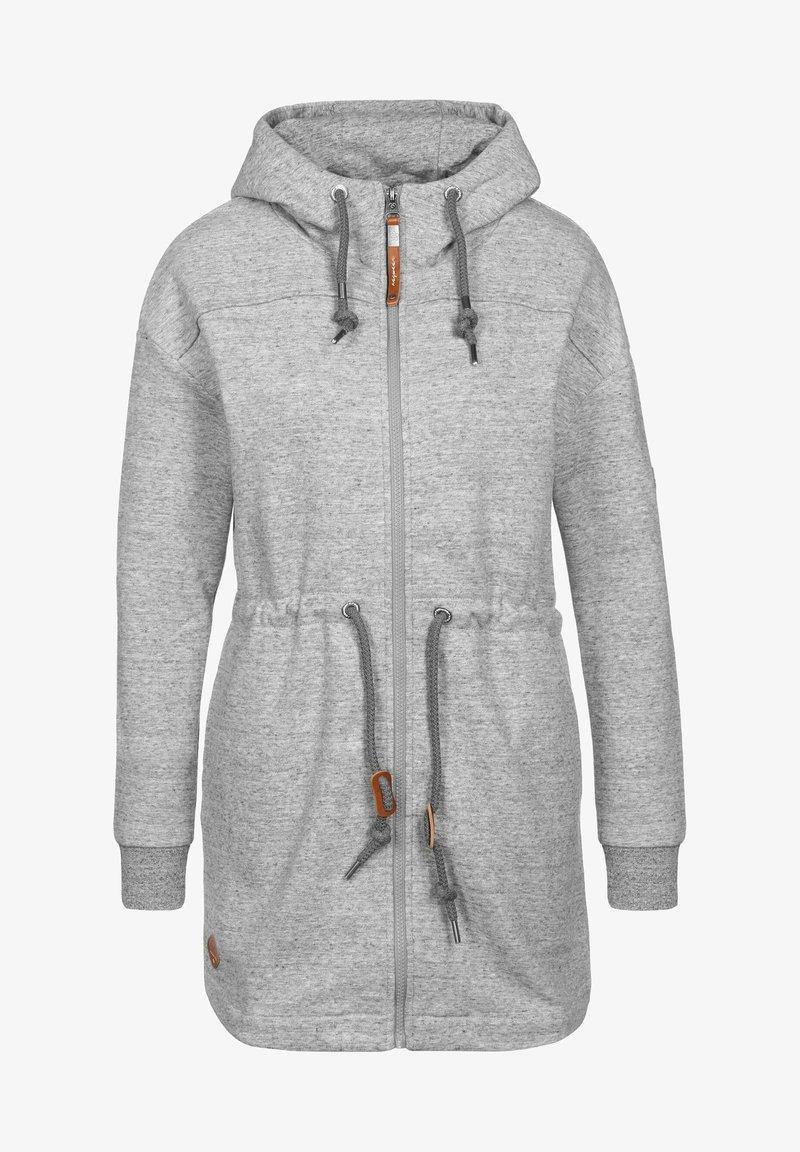 Ragwear - PUMBA - Zip-up hoodie - grey