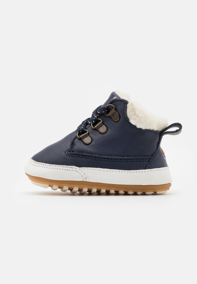 Robeez - MOUNTAIN SHOW UNISEX - First shoes - marine
