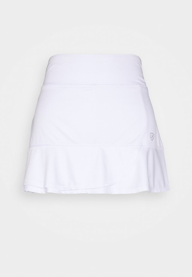 SKORT SOLE - Rokken - white
