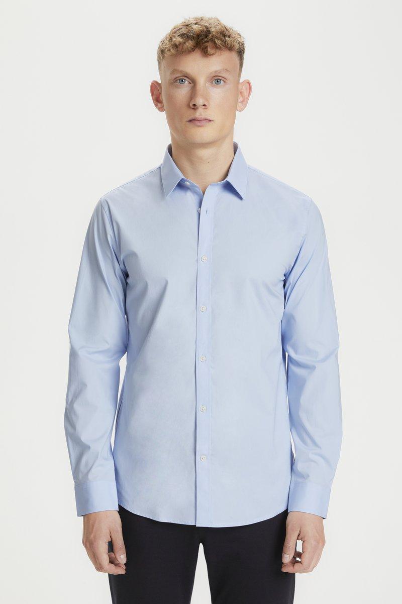 Matinique - ROBO  - Shirt - chambrey blue