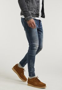 CHASIN' - IGGY MOON - Jeans Skinny Fit - blue - 2