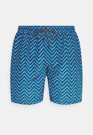 JJIBALI JJSWIMSHORTS STRIPE - Plavky - french blue