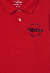 OshKosh - BASIC - Polotričko - red - 2
