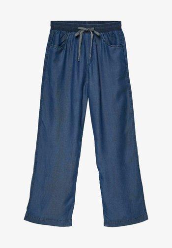 Pantaloni - blu scuro