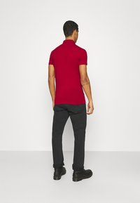 Antony Morato - PLATE ON FRONT - Polo shirt - rosso - 2