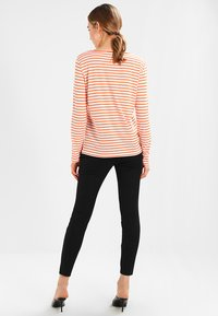 Samsøe Samsøe - NOBEL STRIPE - Long sleeved top - puffin bill - 2
