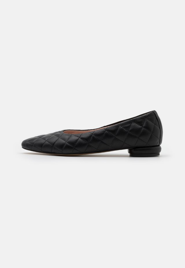 WOMAN'S WORLD - Ballerinat - black