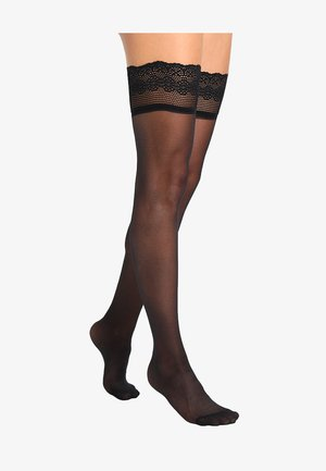 25 DEN DIM UP SEXY NUDE SENSATION - Collants -  noir