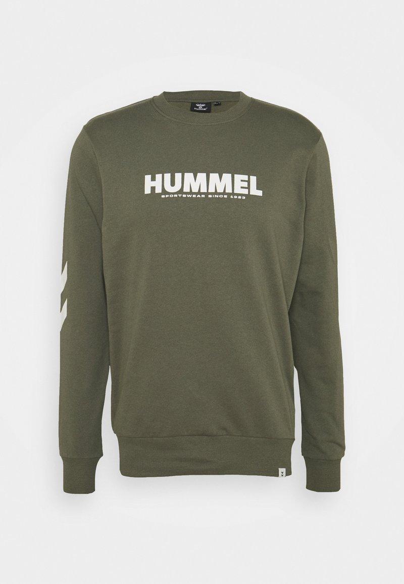 Hummel - LEGACY - Sweater - beetle