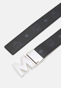 MCM - CLAUS REVERSIBLE BELT UNISEX - Belt - black - 1