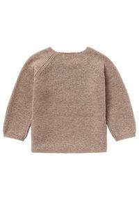 Noppies - PINO - Sweatshirt - taupe melange - 1