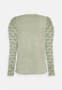Miss Sixty - Long sleeved top - green grey - 1
