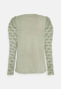 Miss Sixty - Top sdlouhým rukávem - green grey - 1