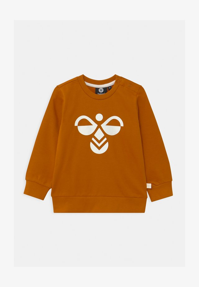 LEMON unisex - Sweater - pumpkin spice