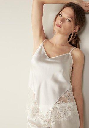 SEIDEN SLIP INTO ELEGANCE - Pyjama top - talco