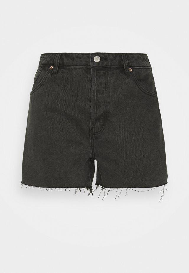 ORIGINAL - Shorts di jeans - vintage black