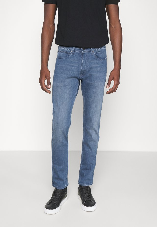 Jeans a sigaretta - navy