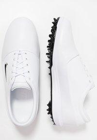 Nike Golf - AIR VICTORY TOUR - Golfsko - white/chrome/platinum tint/vast grey - 1