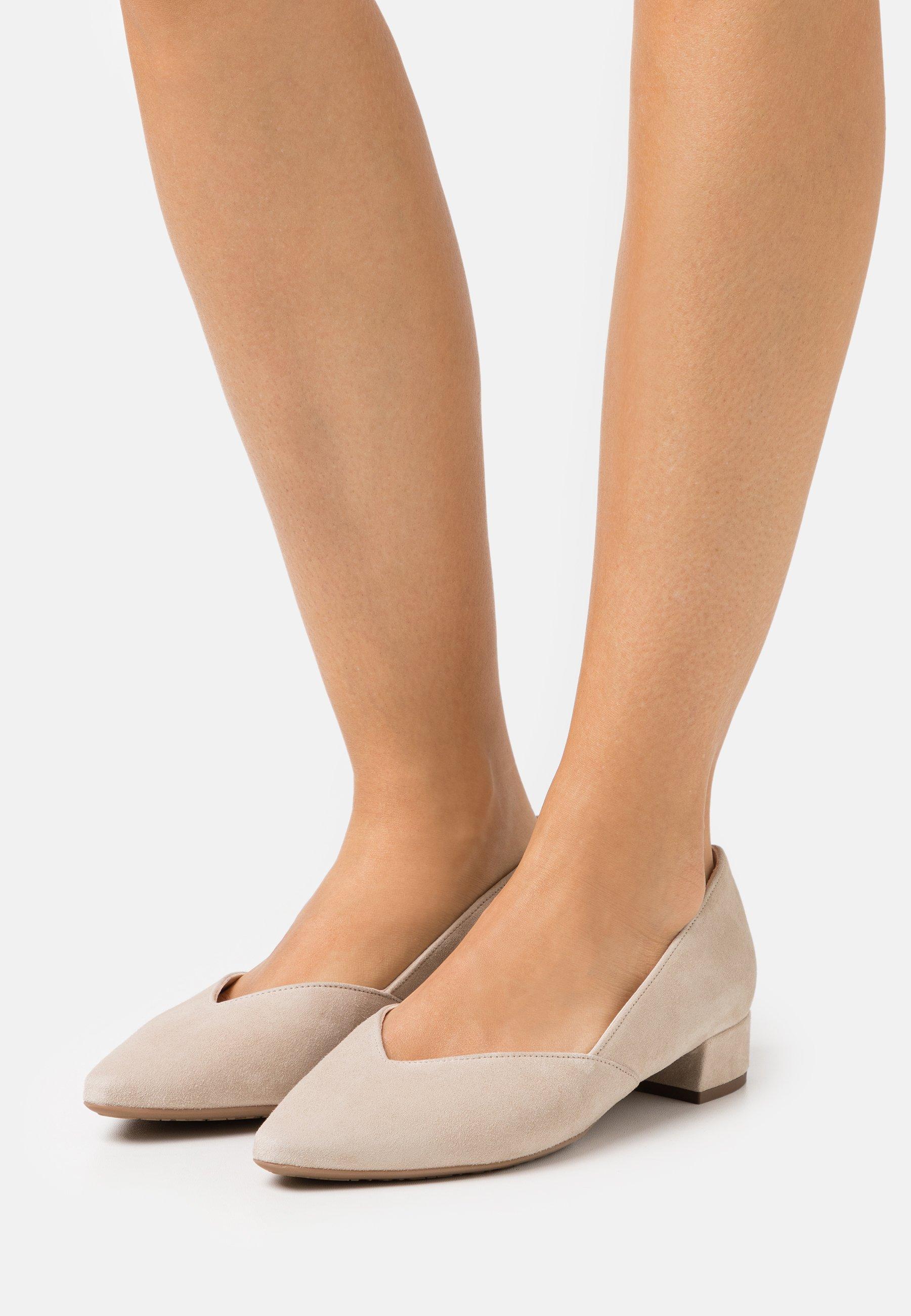Women SHADE - Classic heels - sand