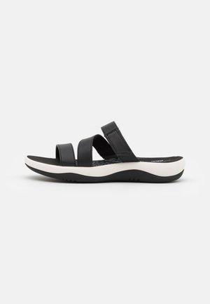 SUNMAZE COAST - Mules - black