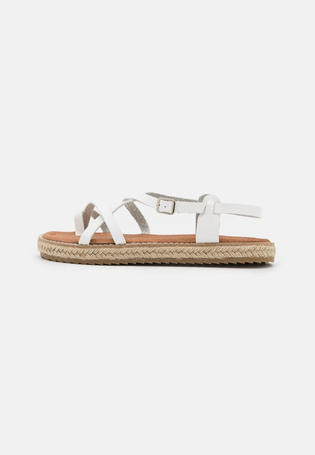 ALTHEA - Teensandalen - white