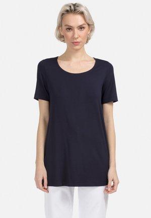 T SHIRT T SHIRT - Basic T-shirt - dunkel blau