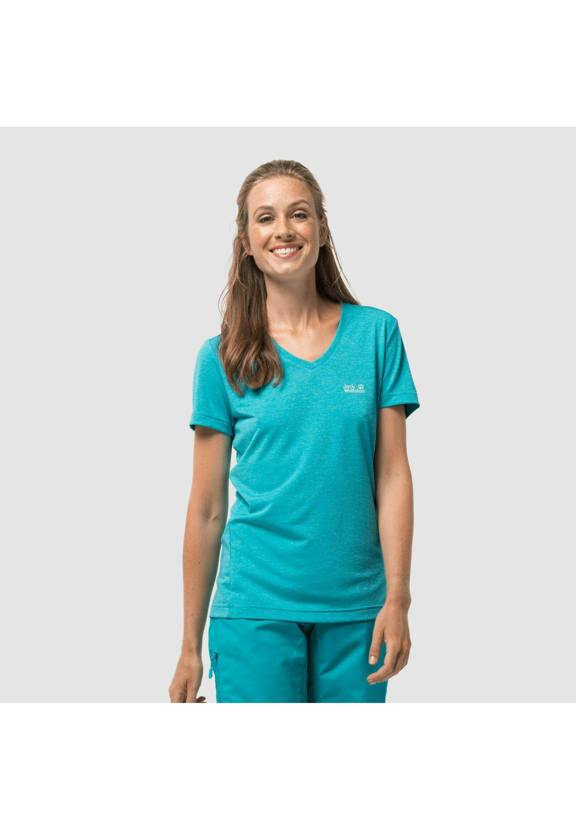 Damen CROSSTRAIL - T-Shirt basic