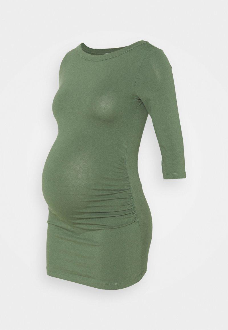 Anna Field MAMA - Long sleeved top - green