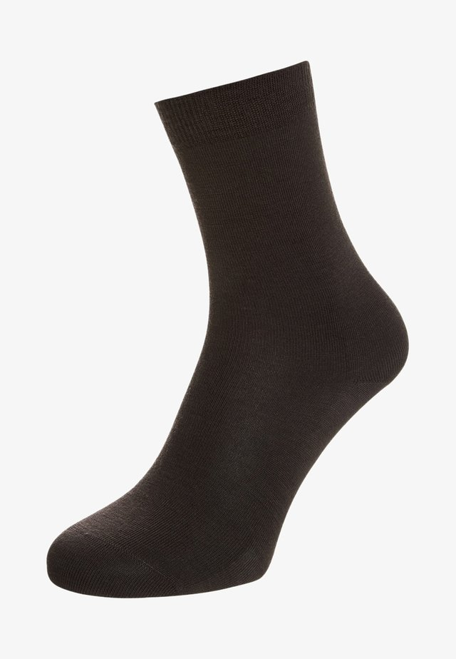 FALKE Softmerino Socken - Sokker - dark brown