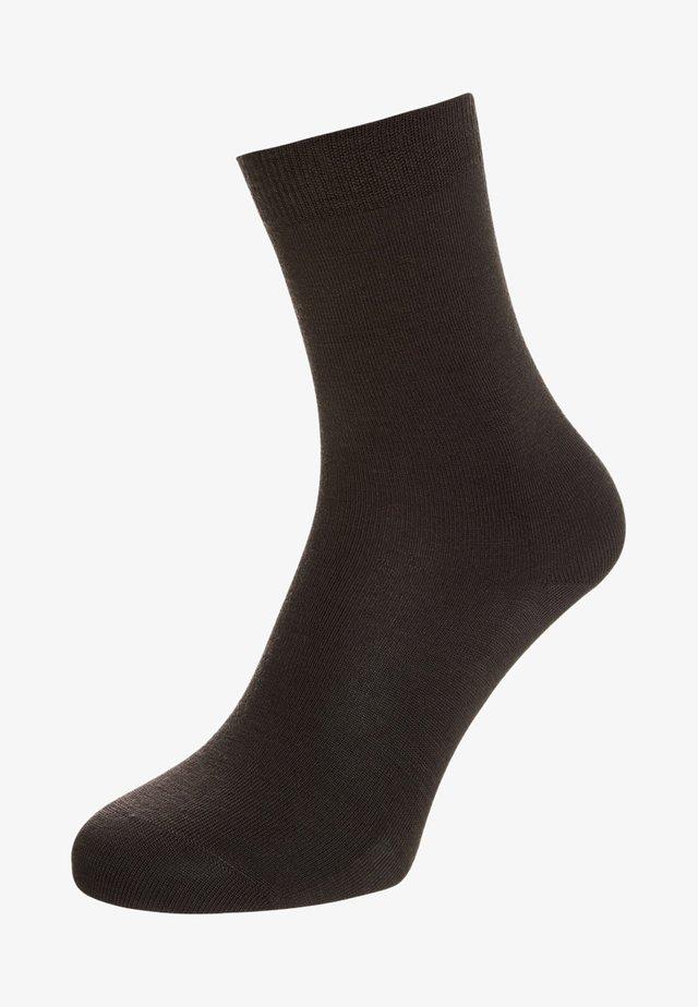 Sokker - dark brown