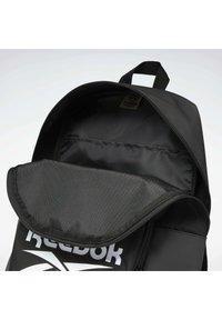 Reebok Classic - CLASSIC FOUNDATION CASUAL - Batoh - black - 3
