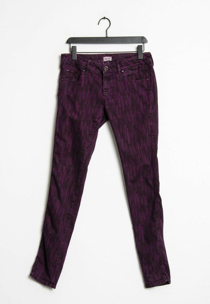 Tommy Hilfiger - Trousers - purple