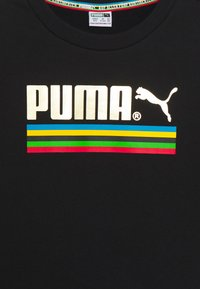 Puma - WORLDHOOD CREW - Mikina - black - 3