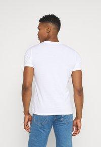 KnowledgeCotton Apparel - ALDER TEE - Basic T-shirt - bright white - 2