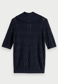 Scotch & Soda - Print T-shirt - blue - 4