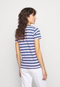 Polo Ralph Lauren - Camiseta estampada - garden pink/eart - 2