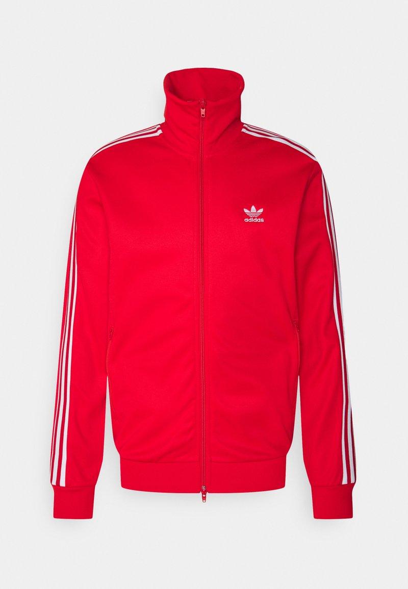 adidas Originals - BECKENBAUER UNISEX - Giacca sportiva - red
